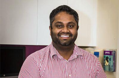 Dr Aran Moorthy
